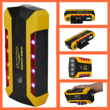 Hot Rated Emergency 12V Car Jump Starter mini protable Power Band Car Starter Petrol Multi Function