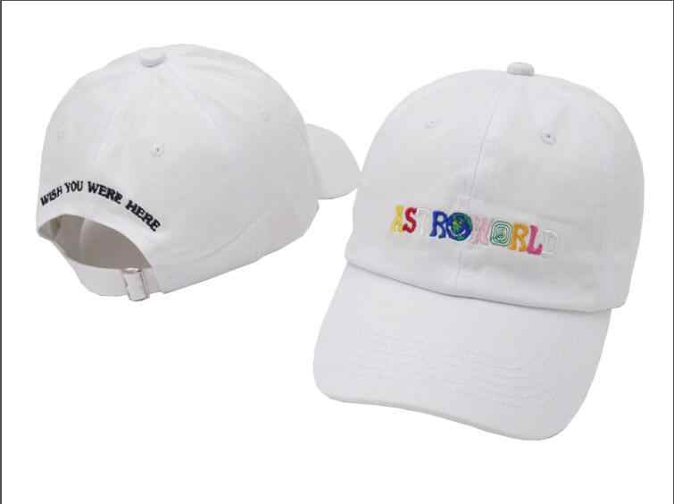 Travi  Scotts latest album ASTROWORLD Dad Hat 100% Cotton High quality  embroidery Astroworld Baseball d38f48d25d4c