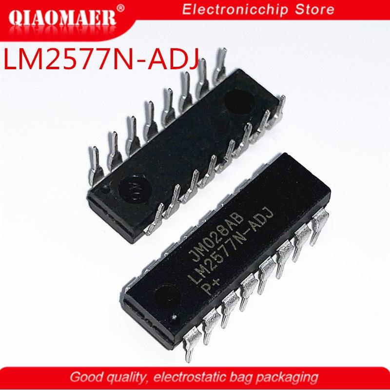 1 pçs/lote LM2577N-ADJ LM2577 DIP-16