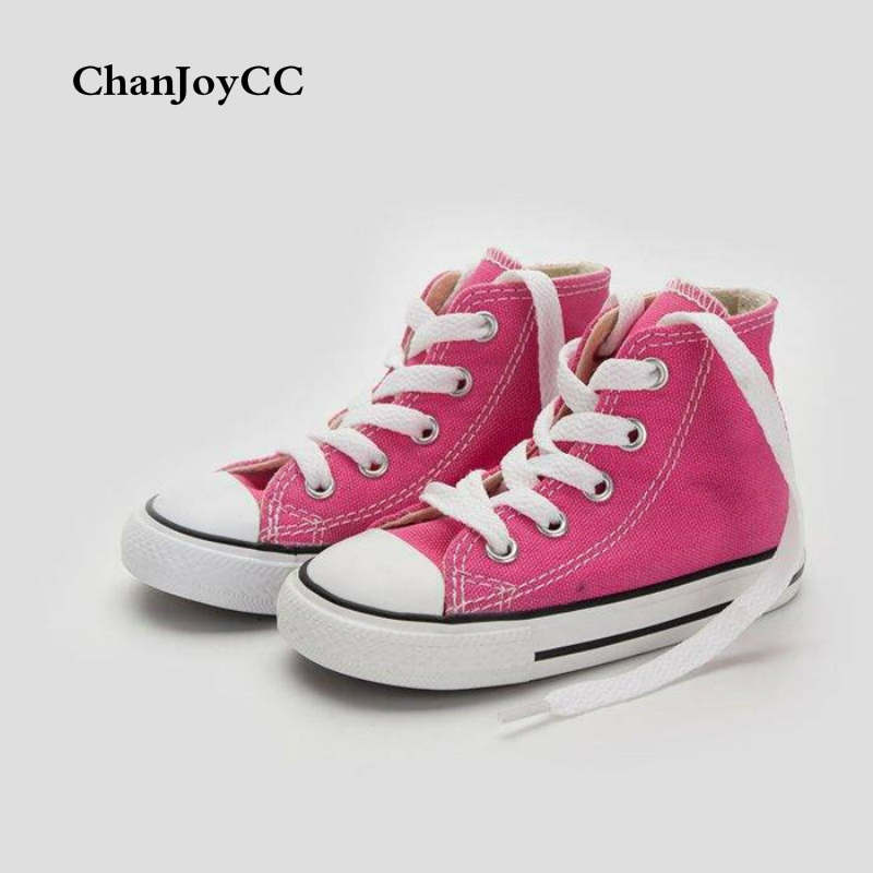 ChanJoyCC Kid Shoes New Fashion font b Baby b font Boys And Girls High Quality Leisure