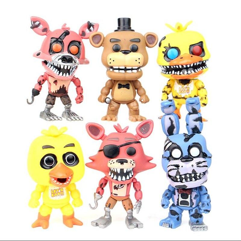 Freddy's Toys- ի հինգ գիշեր - Խաղային արձանիկներ - Լուսանկար 3