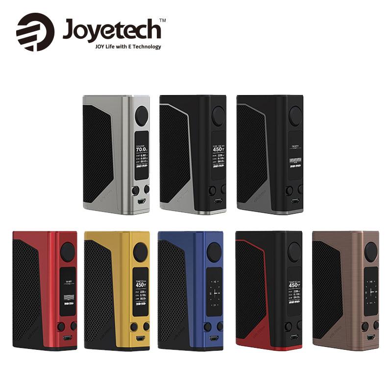 100% Original Joyetech eVic Primo 2.0 Potência Máxima de 228 W Caixa MOD com 2A TC Carga Rápida do Sistema Aplicável para a vários Tanques E-cigarros