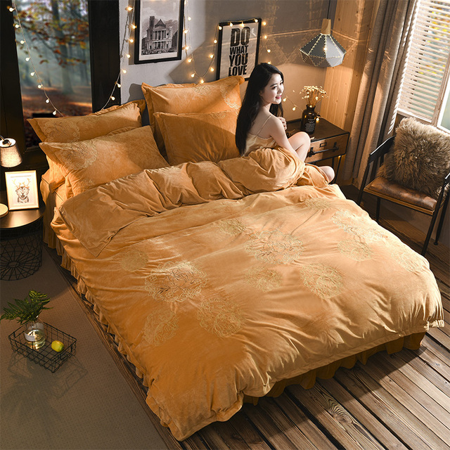 new cover duvet warm cozy ac dp soft set allergic anti bear quilt fleece teddy luxury