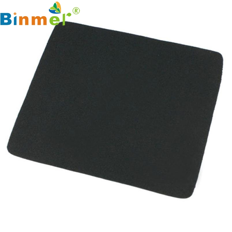 Drop shipping New 22*18cm Universal Gaming Mouse Pad Mat for Laptop Computer Tablet PC Speed/Control Version Black Dec 10