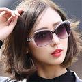 IVE Óculos De Sol Das Mulheres Designer de Marca de Luxo Feminino Função Eyewear UV400 oculos de sol feminino Frete Grátis 9509