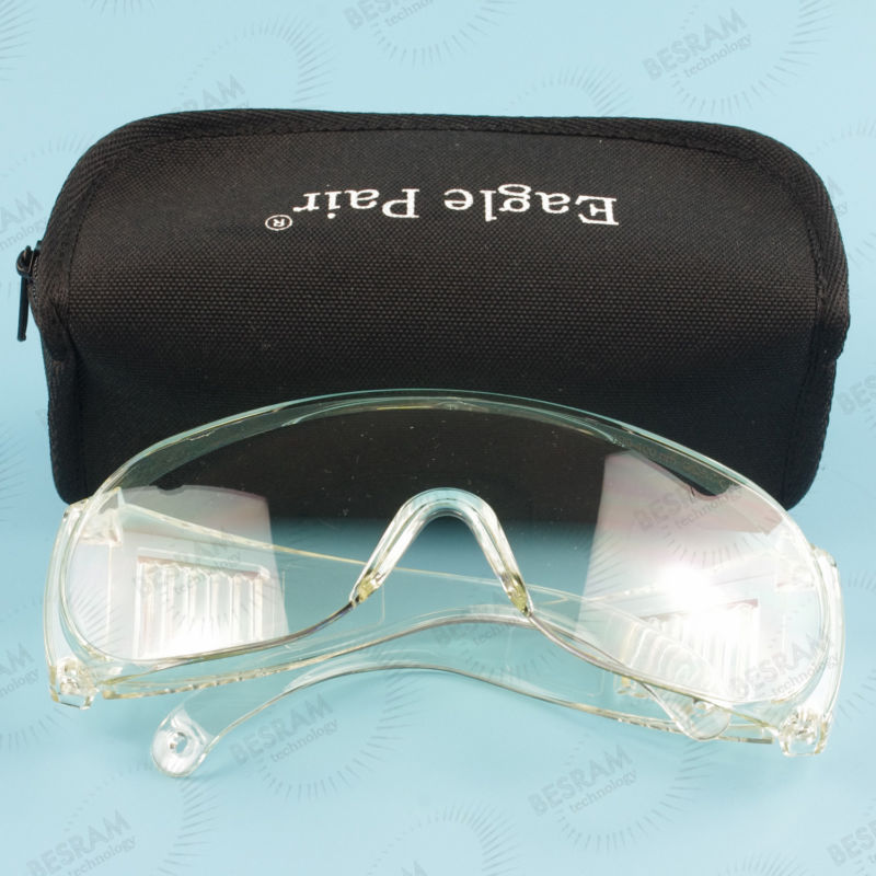 EP-CO2 Protection Laser Goggles Safety Glasses eyewear for 10600nm CO2 OD5 laser protection goggles safety glasses eyewear spectacle for co2 10600nm