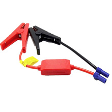 Red Black Battery clip Connector Emergency Jumper Cable Clamp Booster Battery Clips for Universal 12V Car Starter Jump emergency lead cable battery alligator clamps clip for car auto truck jump starter