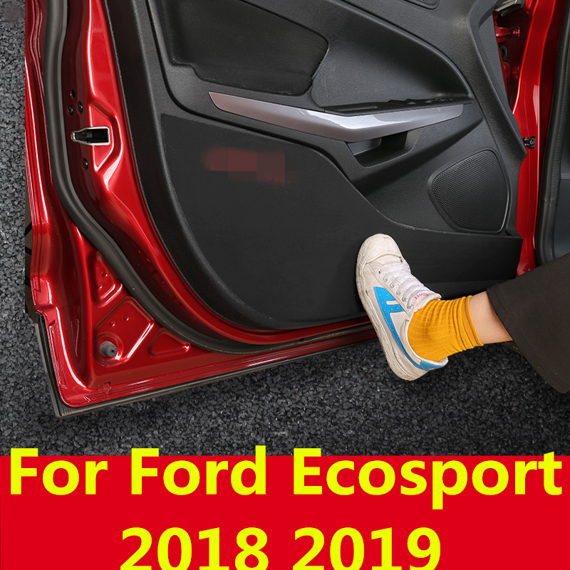 Quilt Thick Boot Cover Guard Liner Protector For Ford EcoSport Eco Sport 2014 On