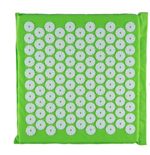 Massage Seat Cushion Acupressure Mat Relieve Body Stress Pain Acupuncture Yoga Mat Health Care burning seat jumping seat sop8 wide body sop8 narrow body sop16 patch direct test seat