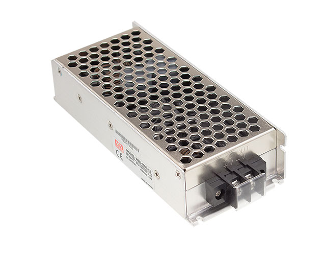 [PowerNex] MEAN WELL original RSD-100C-12 12v 8.4A meanwell RSD-100 12V 100.8W Railway Single Output DC-DC Converter