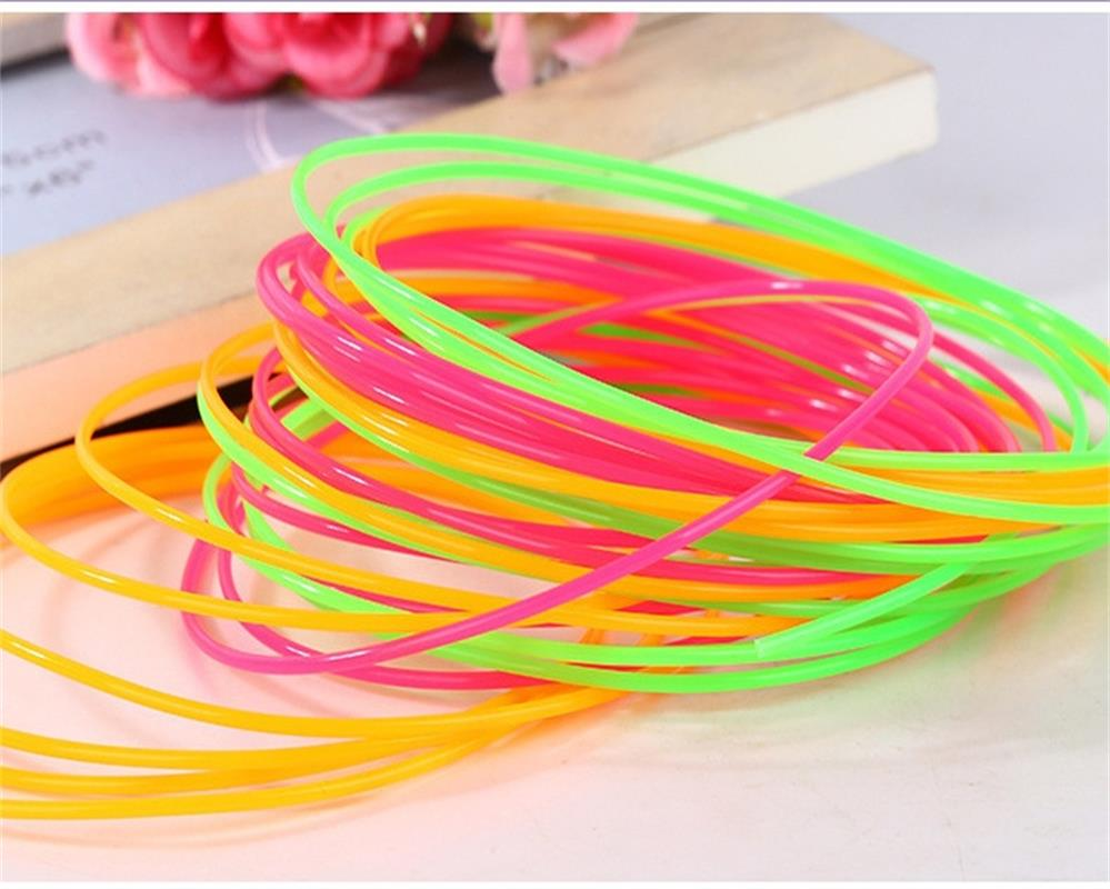 Низкотемпературная нить для 3D-принтера, пластиковая нить для 3D-принтера 1,75 мм, материал s (5 м/цвет) криогенный материал