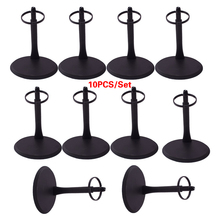 10p 1/6 Scale Accessories Stand A Waist Adjustable Plastic Display Stand WithNameplate for 12