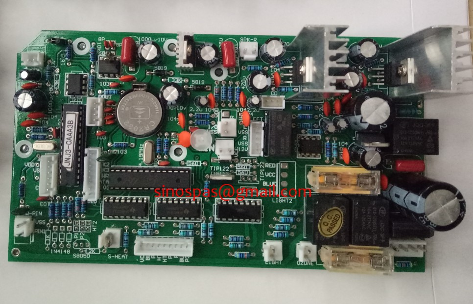 Ethink spa contrôleur Circuit Principal Conseil JNJ3-CAAA3B pour JNJ SPA 8028 spa-8028