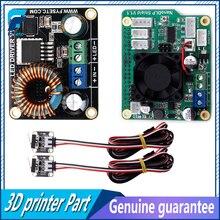 NanoDLP щит V1.1 плата расширения + Boost Светодиодная панель для водителя + 2 шт CR-10 концевые выключатели для SLA UV вылеченные 3d части принтера