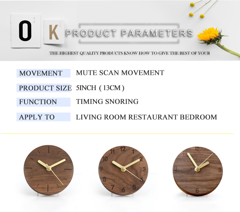 vintage wooden clock clock industrial la crosse mini antique decoration reloj sobremesa moderno decoracion alarm clock batman wood clock desk (5)