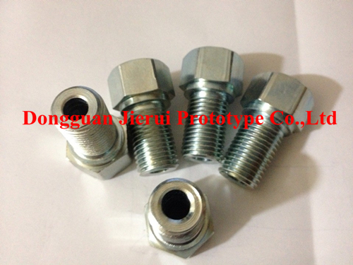 Aluminum CNC rapid prototyping manufacturer CNC machining service