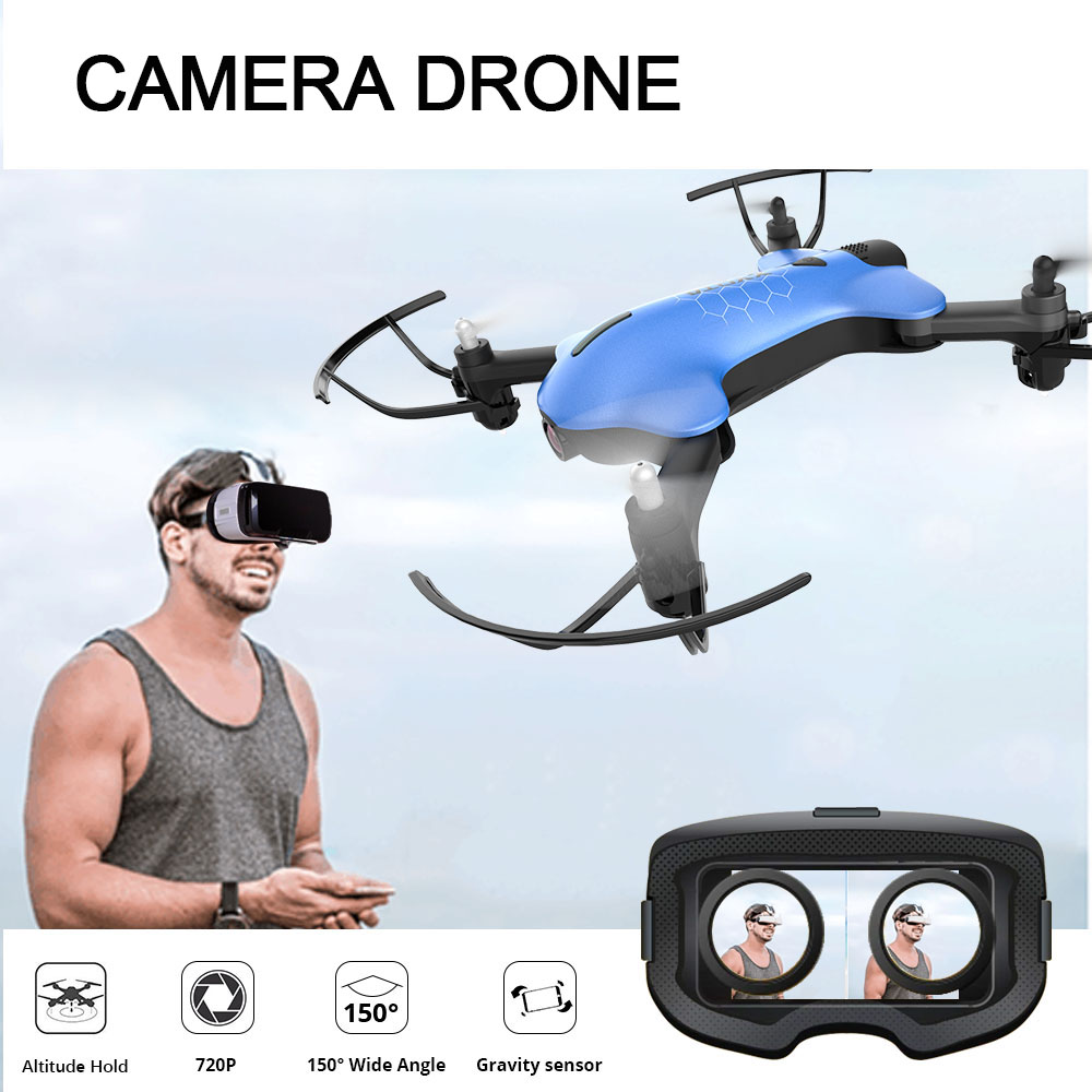 ATOYX Camera Drone With Camera HD Mini Quadcopter FVP WIFI With Wide Angle HD High Hold Mode Foldable Arm RC Dron Quadcopter цена и фото