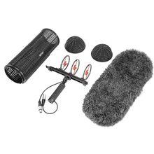 Boya By-Ws1000 Blimp лобовое стекло и подвеска для микрофонов клетка ручка амортизатор свитер от ветра микрофонный кабель