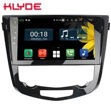 10,1 «ips Восьмиядерный 4G Android 9,0 4 Гб ОЗУ 64 Гб ПЗУ RDS BT автомобильный dvd-плеер радио gps ГЛОНАСС для Nissan Qashqai X-Trail 2013-2018