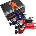 Nueva Llegada 3 UNIDS Surtidos Tatoo Dragonfly Rotary Máquina de Tatuaje Profesional Suizo Motor Del Arma Kits de Alimentación Para Los Artistas