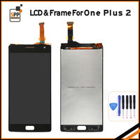 Oneplus Two LCD Display Touch Screen 100 Good Digitizer Assembly Replacement Accessories For One Plus 2