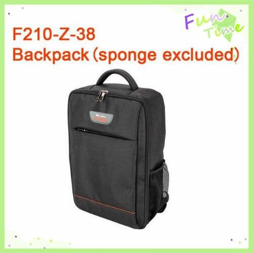 Walkera F210-Z-38 sac à dos éponge exclu furieux Walkera F210 3D pièces de rechange livraison gratuite avec suivi