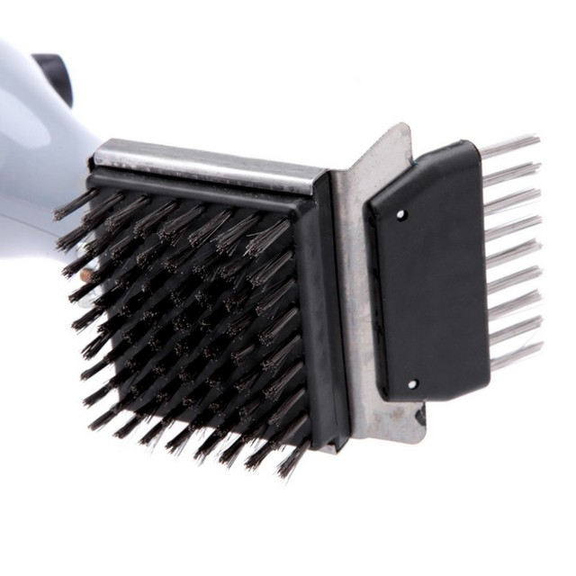 Grill Daddy Original Steam Cleaning Barbeque Grill Brush For Charcoal,Cleaner with Steam  or Gas Accessories Cooking Tools