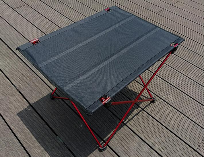 цена на Portable folding table picnic outdoor dining table set ultralight pliante table desk camping