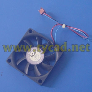Q1273-60131 Q1271-60160 CPU Fan assembly for the HP Designjet 4500/Z6100/L25500 plotter parts q1273 60243 q1271 69751 for designjet 4000 4500 4520 ps hdd hard disk drive ink printhead plotter tubes printer parts free ship