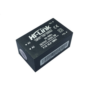 Image 3 - Kostenloser versand 5 teile/los HLK 5M05 220 v 5 v 1A AC DC isoliert smart power module versorgung home automation