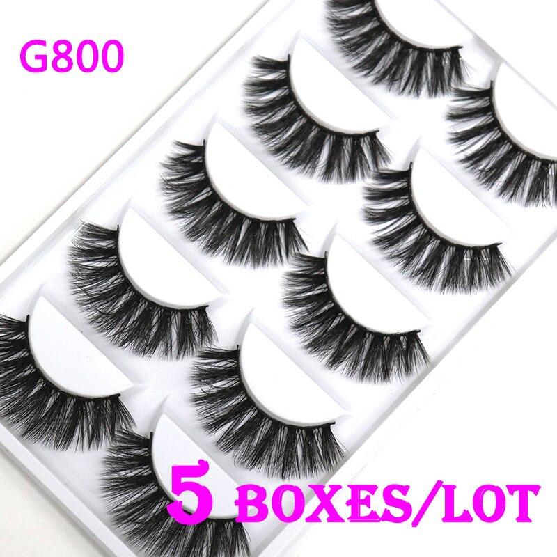 867e86bd1b8 3d MINK hair eyelashes fluffy lashes 3d mink eye lashes bulk soft dense  eyelash extension supplies