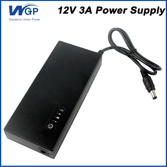 Hottest model uninterrupted 12v 3a power supply unit 12 volt dc hottest model uninterrupted 12v 3a power supply unit 12 volt dc battery backup online mini ups sciox Image collections