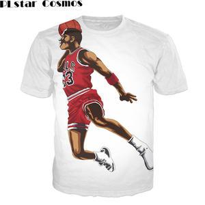 PLstar Cosmos Mens Hip Hop T Shirt summer Tee Shirts b58c8a9ac