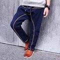Pioneer crianças 2016 meninos das calças de brim de varejo novo outono/inverno de algodão crianças calças meninos meninas calça casual crianças calças esportivas harem pants