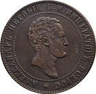 Russian copper coins...