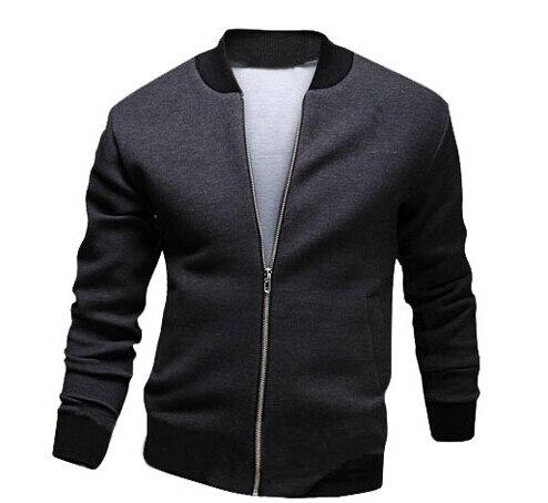 2018 fashion brand casual bomber jacket men coats veste homme jaqueta moleton masculina chaqueta hombre casaco