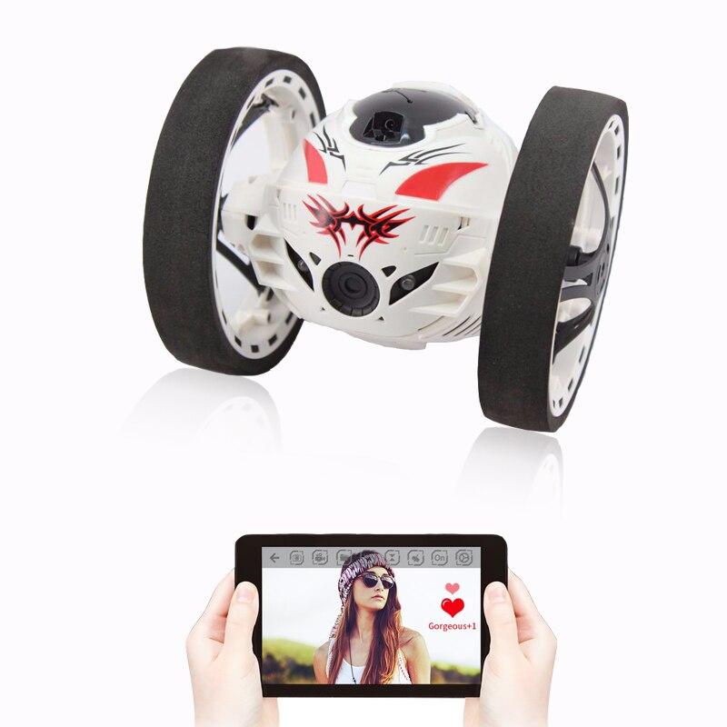 2016 Saut 4ch Rebond Télécommande Controll Ghz Nouvelle Mise Jouets Niveau 2 App Sumo Wifi Caméra 4 Avec À Voiture Stunt Rc iTlOZuwXPk