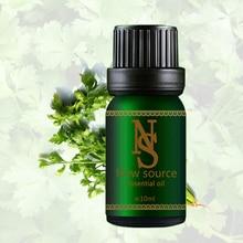 Free shopping 100% Pure plant essential oils parsley oil 10ml antibacterial, antispasmodic, dispels flatulence CelerFSeed