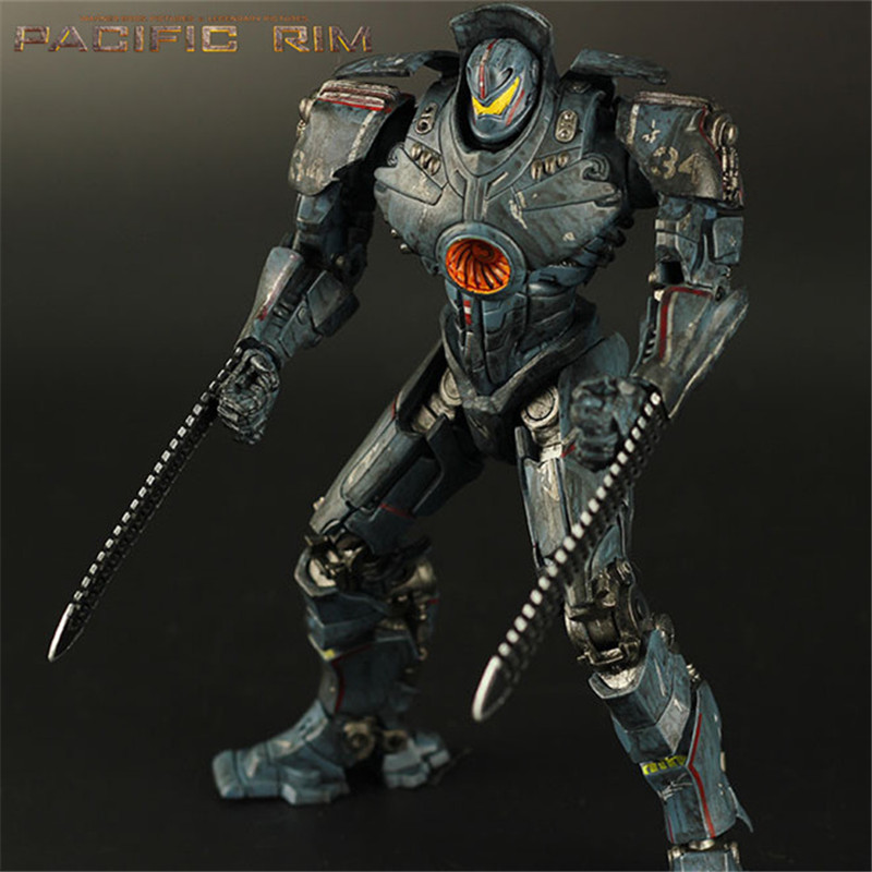 1pc/lot Pacific Rim Figures Gipsy Danger Toys+Weapon Collection Model Action Figures For Boys Birthday Gifts Retail Box 18cm emmett cox retail analytics the secret weapon