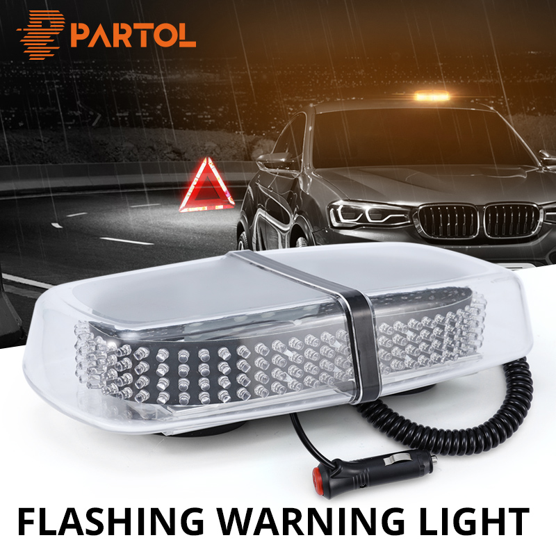 Automobiles & Motorcycles New Fashion Eonstime 12led 12w High Power Strobe Light Fireman Flashing Police Emergency Warning Fire Flash Car Truck Red White Amber Blue Cheapest Price From Our Site Signal Lamp
