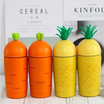 idée cadeau geek mug thermos carotte et ananas