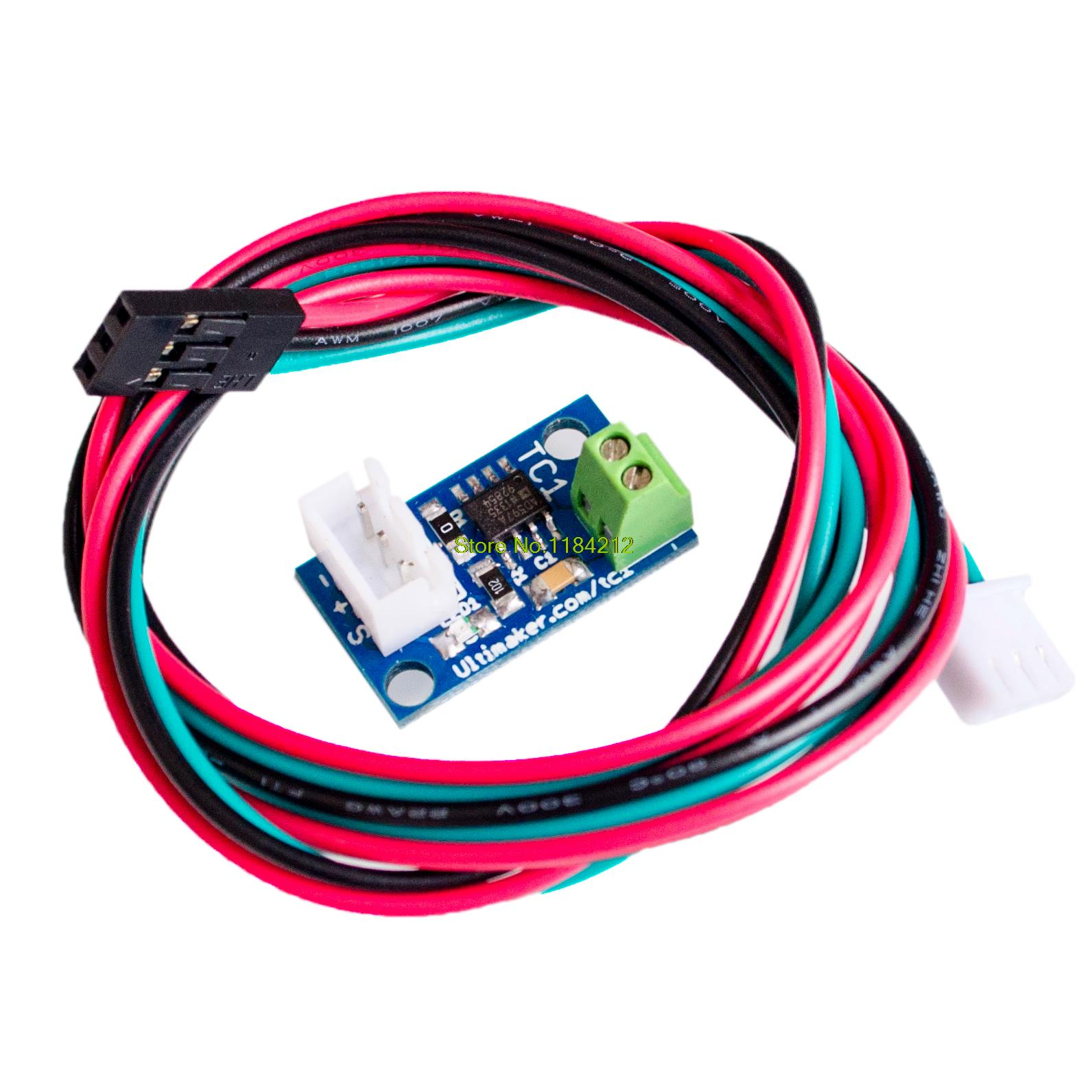 3 D Printer Accessory Ultimaker Ad597 Thermocouple Transmitter Circuit Thermal Control Top Quality In Integrated Circuits From Electronic Components