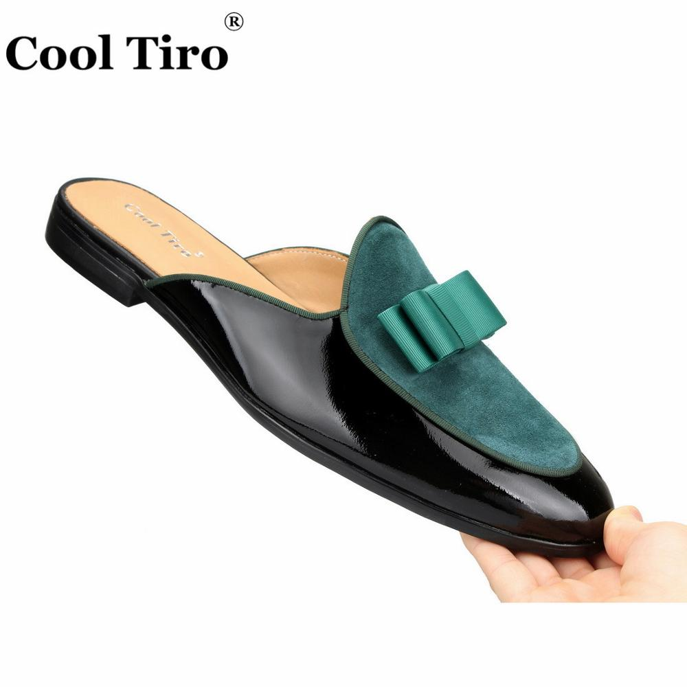 Zapatos casuales hechos a mano de gamuza verde con puntadas en piel de charol negro interior superar-in Zapatillas from zapatos on AliExpress - 11.11_Double 11_Singles' Day 1