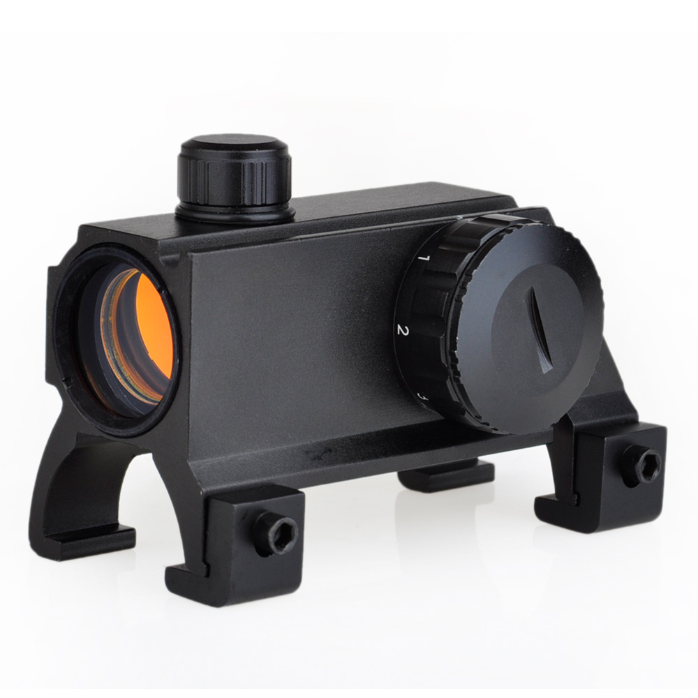 WIPSON MP5 Red Dot Scope Sight Rifle Scope 1x20 Weapon Sight for airsoft HK MP5 WP3016 винтовочный оптический прицел rilong 1 x 25 dot compactriflescope t1 20 ht5 0021 t1 scope