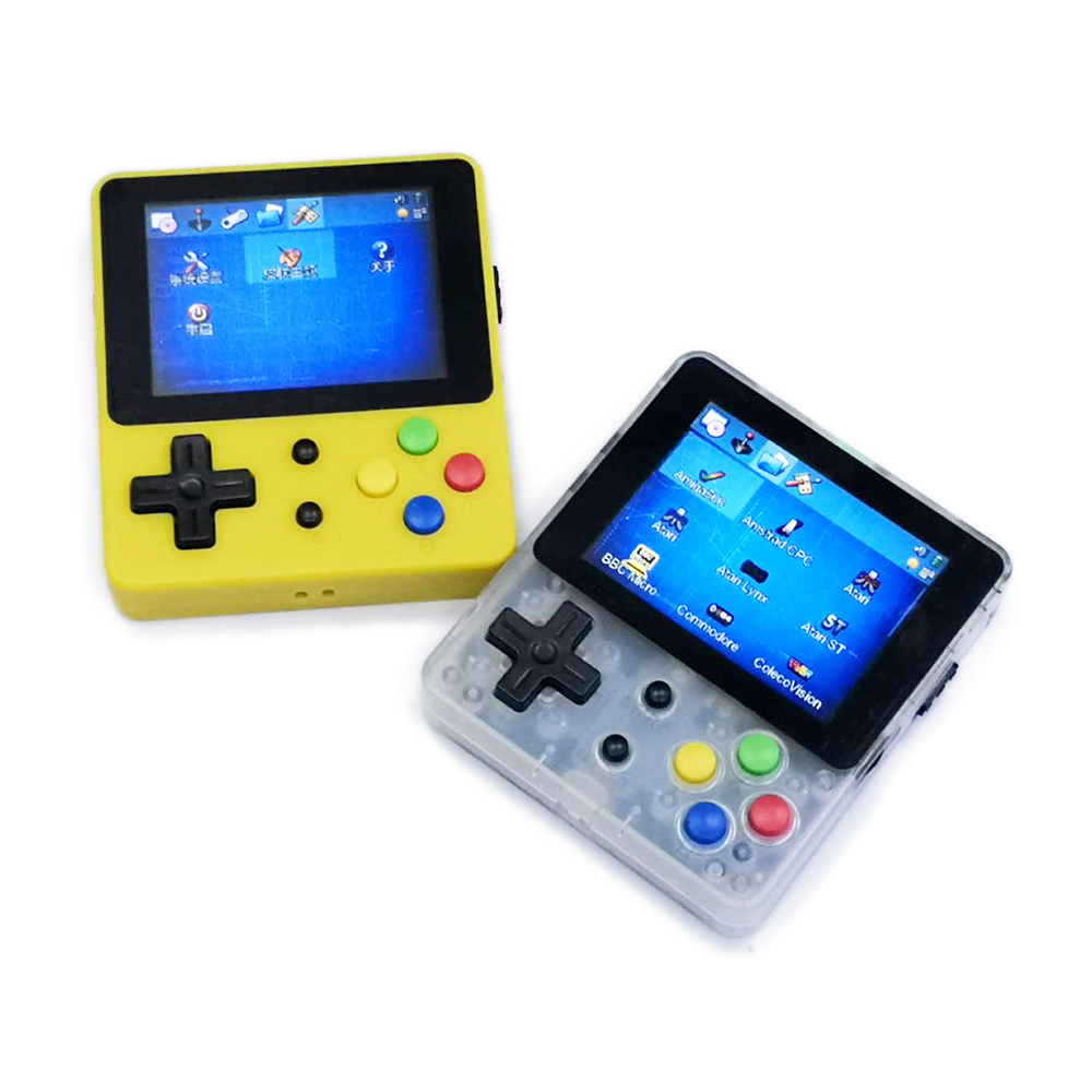 Mini Handheld Game Console Children Retro Video Game Family TV Video Consoles Support GBA GBC GB FC SFC NEOGEO CPS PS1 ATARI