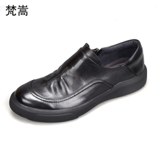 High Quality Genuine Leather Shoes Men cowhide fashion Business Shoes,Men Dress loafer shoes mens luxury men designer