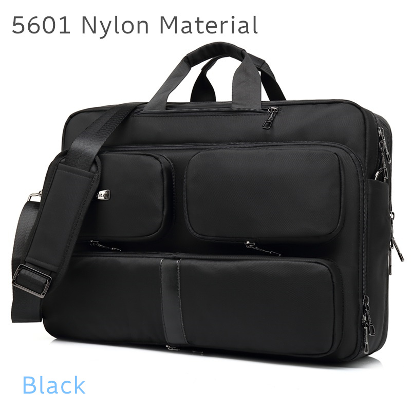"""Image 3 - 2019 Coolbell Brand Messenger Backpack For Laptop 15.6"""",17"""",17.1"""",17.3"""" Notebook Bag, Packsack, Free Drop Shipping 5601-in Laptop Bags & Cases from Computer & Office"""