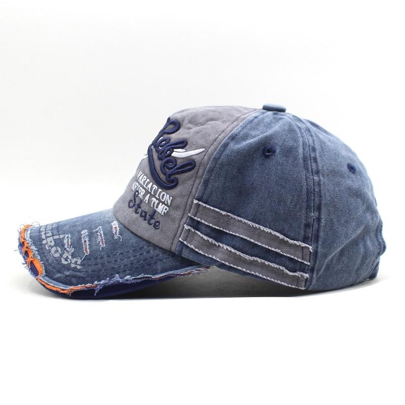 AETRUE Brand Men Baseball Caps Dad Casquette Women Snapback Caps Bone Hats For Men Fashion Vintage Hat Gorras Letter Cotton Cap 3