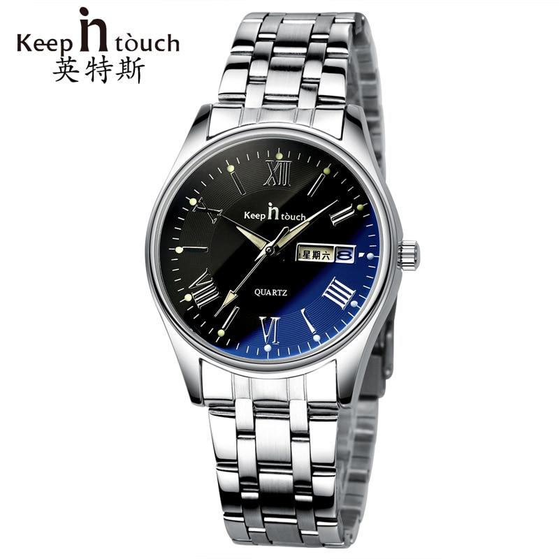 Keepintouch Ladies Fashion Quartz Watch Women Casual Dress Women s Watch reloje mujer new montre femme