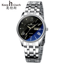 Keepintouch Ladies Fashion Quartz Watch Women Casual Dress Women's Watch reloje mujer new montre femme luminous Wristwatches